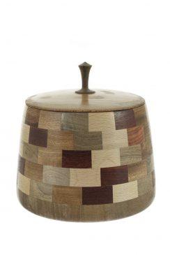 استفاده از چوبها متنوع طبیعی خلاقیت در طراحی استفاده از تکنیک خراطی تکنیک لایهچینی