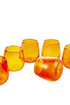 لیوان شیشه ای شیشه شیشه گری هنر سنتی هنر دست