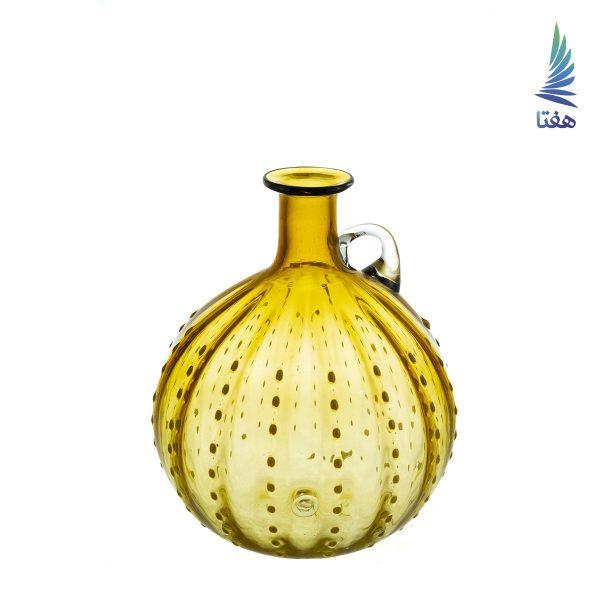 شیشه شیشه گری هنر سنتی هنر دست بطری شیشه ای