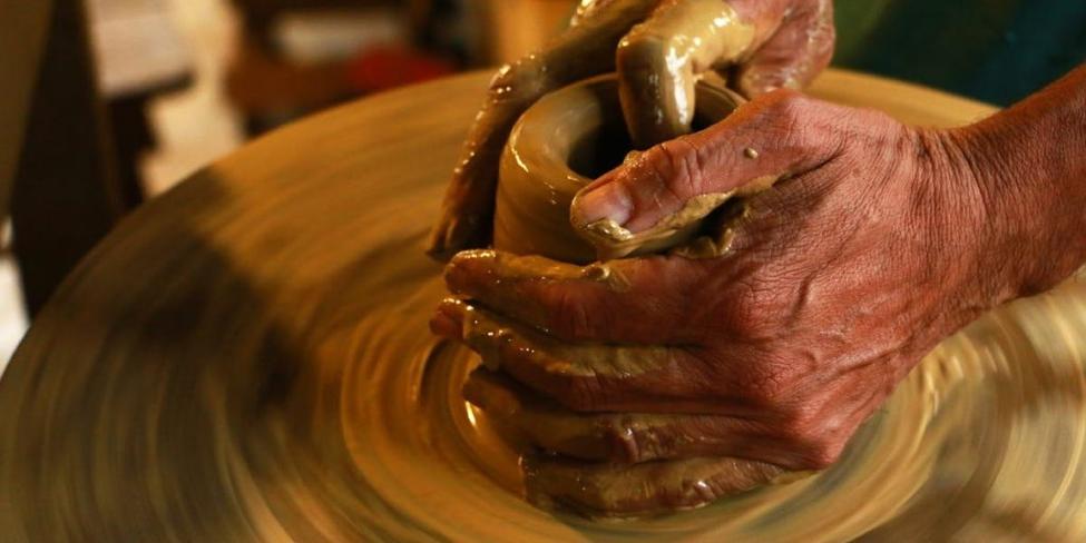 کوزه گردی در صنایع دستی