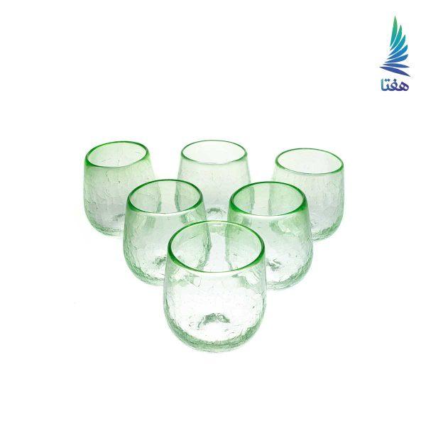 شیشه شیشه گری هنر سنتی هنر دست لیوان شیشه ای