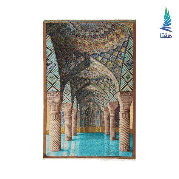 تابلو فرش خواجه نصیر