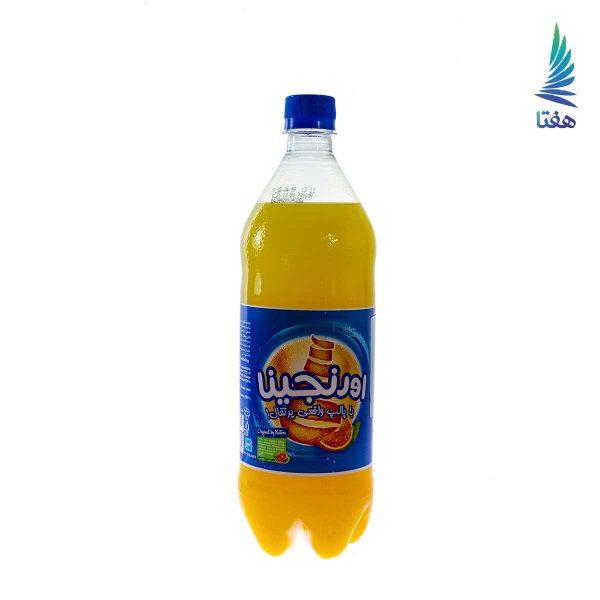 نوشیدنی اورنجینا پرتقالی گازدار