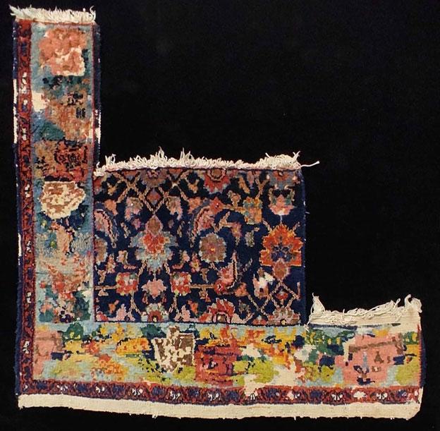 اورنَک، نقشمایههای رایج در فرشهای سنه