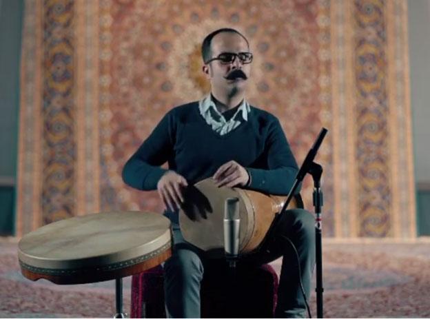 موسیقی در گالری هفتا، ستار خطیبی