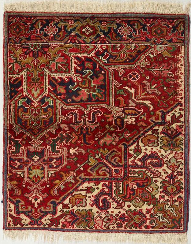 اورنَک، نقشمایههای رایج در فرش سراپی، بخشایش، آذربایجان شرقی