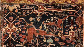 اورنَک، نقشمایههای رایج در فرشهای بیجار، گروس